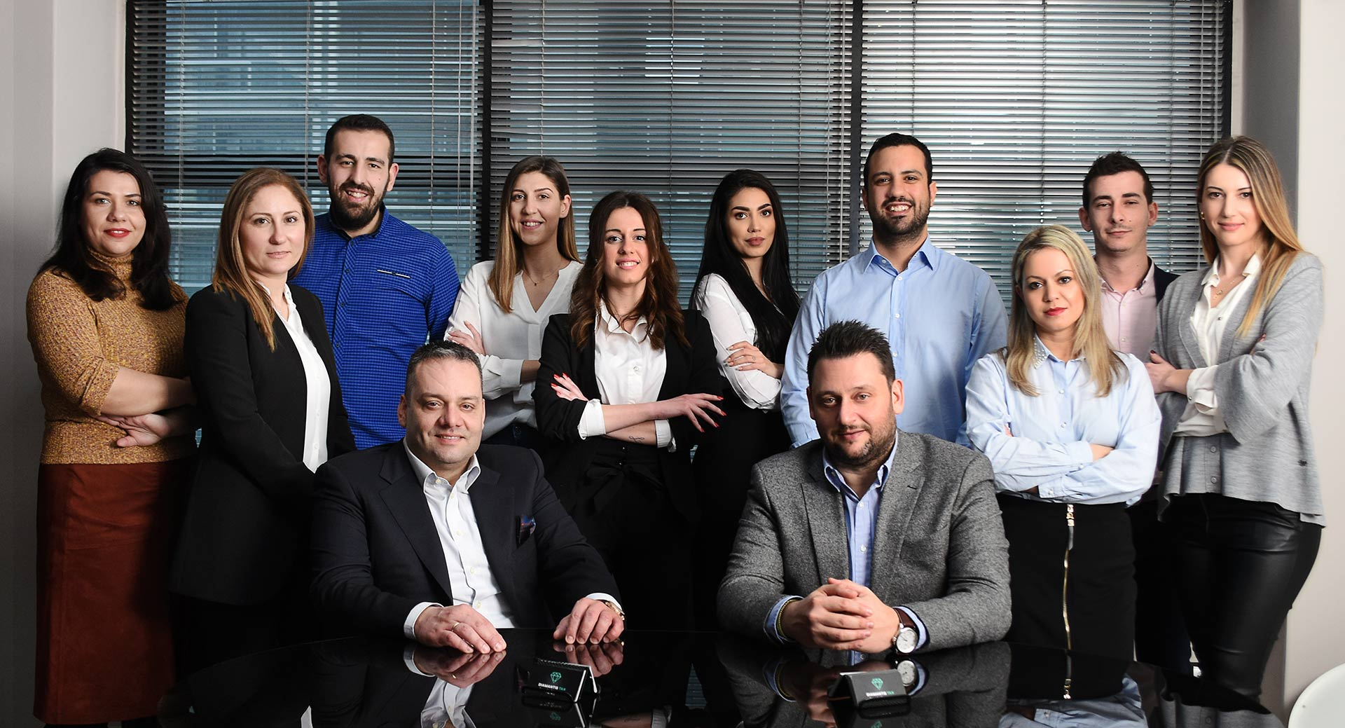 Η Ομάδα, λογιστικό γραφείο Θεσσαλονίκη Diamantis Tax
