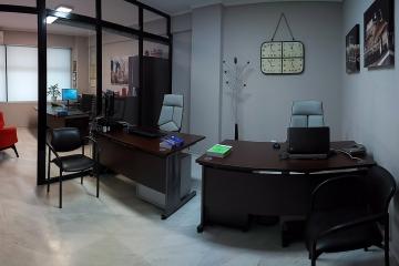 Εικόνα από τα γραφεία Νο14, λογιστικό γραφείο Θεσσαλονίκη Diamantis Tax