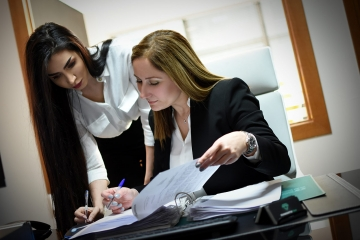 Εικόνα από τα γραφεία Νο18, λογιστικό γραφείο Θεσσαλονίκη Diamantis Tax