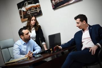Εικόνα από τα γραφεία Νο24, λογιστικό γραφείο Θεσσαλονίκη Diamantis Tax